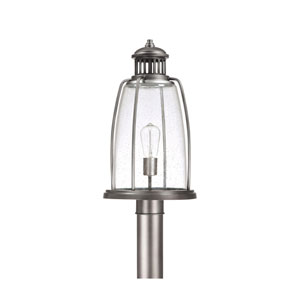 Harbour Graphite One Light Post Lantern
