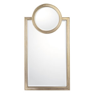 Brushed Decorative Mirror