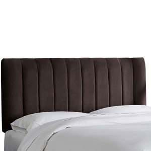 Full Mystere Cosmic 56-Inch Channel Seam Headboard