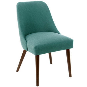 Linen Laguna 33-Inch Dining Chair