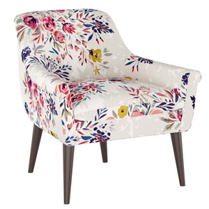 Bianca Floral Multi 34-Inch Chair