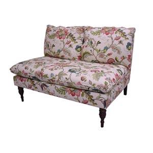 Brissac Jewel Armless Love Seat