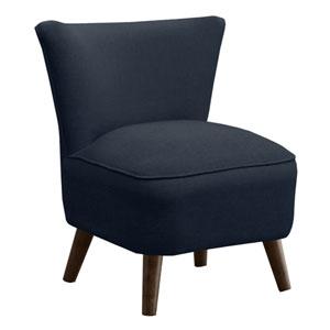 Chair in Linen Navy