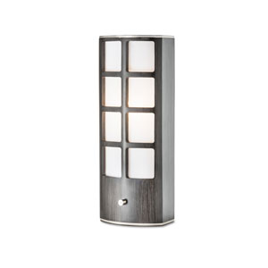 Ventana Charcoal Gray One-Light Table Lamp