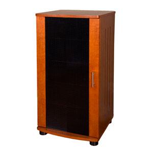 LSX Series Walnut 52-Inch Audio Stand