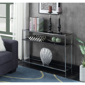 Royal Crest Console Table