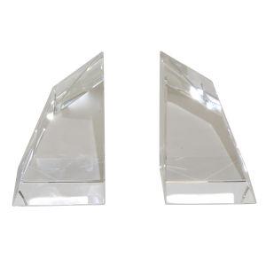 Crystal Angular Bookend