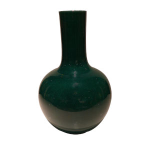 Jade Green Classic Vase