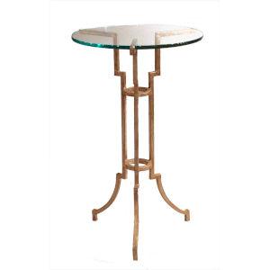 Antique Silver Tripod Table