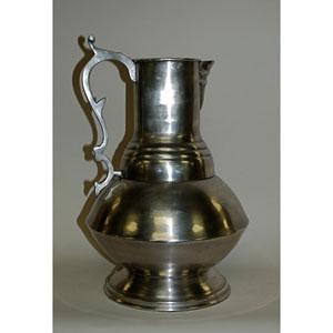 Antique Silver Decorative Pitcher/Vase