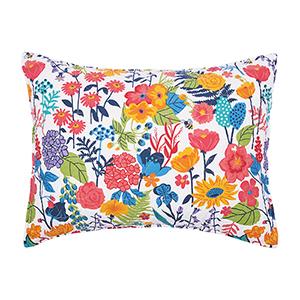 Quinn Multicolor Floral Standard Sham