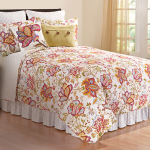 Bethany Twin Quilt Set