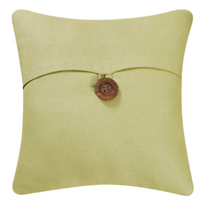 Celine Green 18-Inch Decorative Pillow