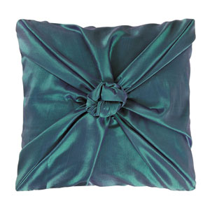 Kasbah Blue 18-Inch Decorative Pillow
