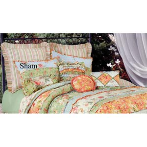 Garden Dream 21 x 27 Standard Sham