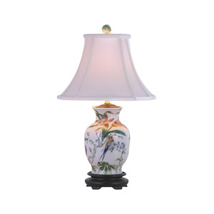 Porcelain Vase Table Lamp