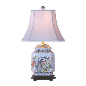 Hex Jar Table Lamp