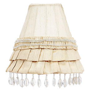 Ivory Skirt Dangle Nightlight