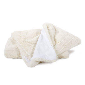 Angora Faux Fur Throw