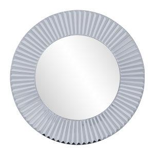 Torino Gray Wall Mirror