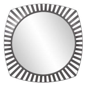 Karina Graphite Wall Mirror