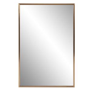 Yorkville Brushed Brass Vanity Mirror