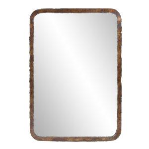 Marius Acid Treated Rectangular Wall Mirror