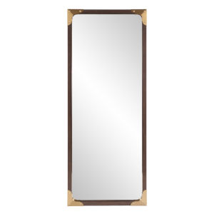 Rogers Brass Dressing Mirror