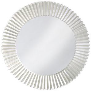 Torino Glass Round Mirror