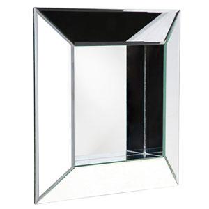 Amalfi Transparent Square Mirror
