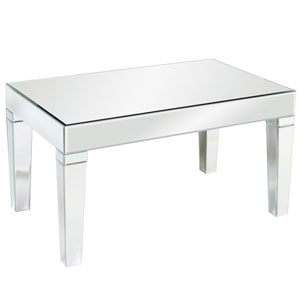 Leo Glass Coffee Table