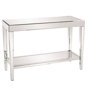Orion Glass Console Table
