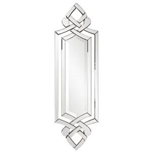 Allure Transparent Venetian Mirror