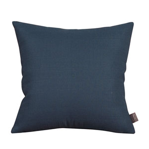 Sterling Indigo Square Pillow