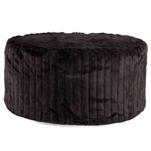 Universal Mink Black 36-Inch Round