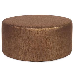 Universal Glam Chocolate 36-Inch Round