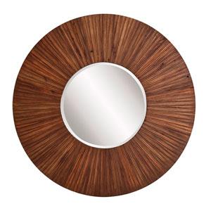 Walden Wood Plank Mirror