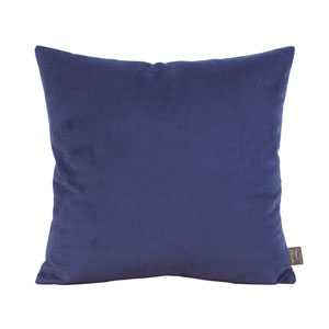 Bella Royal Blue Square Pillow