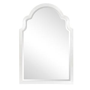 Sultan Glossy White Mirror