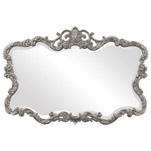 Talida Nickel Rectangle Mirror