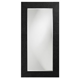 Lancelot Black Rectangle Mirror