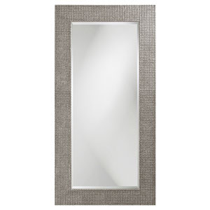 Lancelot Nickel Rectangle Mirror