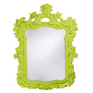 Turner Green Rectangle Mirror