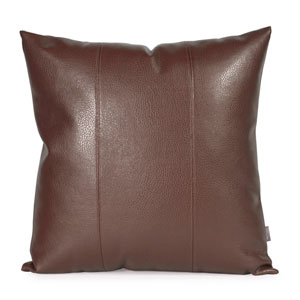 Avanti Pecan 20-Inch Square Pillow