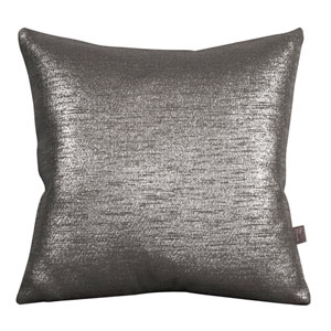 Glam Zinc 20-Inch Square Pillow