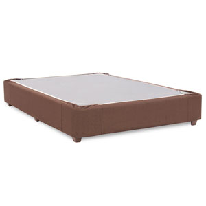 Sterling Chocolate Twin Platform Kit and Cover