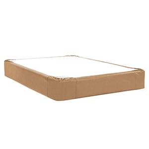 Avanti Bronze Full Boxspring Cover
