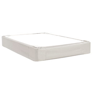 Luxe Mercury Full Boxspring Cover