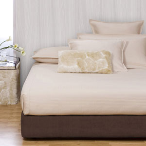 Sterling Chocolate King Box spring Cover
