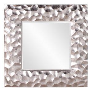 Marley Silver Leaf Mirror